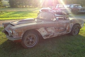 Barn Finds' 1962 Vette Proves To Be A Lucrative Discovery