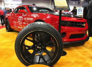 SEMA 2012: Continental Tires ContiSport Contact 3