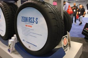 SEMA 2012: Cooper Tires ZEON RS3-Series For Late-Model Musclecars