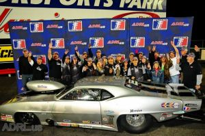 Rahaim Tops Winners At ADRL Ohio Drags VI In Norwalk