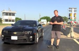 Video: Testing The 2013 Hennessey Camaro ZL1 HPE700