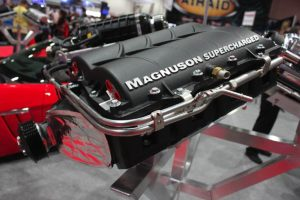 SEMA 2012: Magnuson Reveals Their New Heartbeat Supercharger