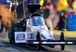 Race Wrap: NHRA Points Fights Intensify Following St. Louis