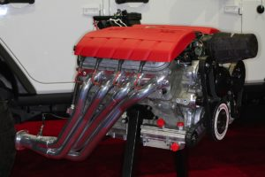 SEMA 2012: Turn Key Expands Engine Kits to Late-model Vehicles