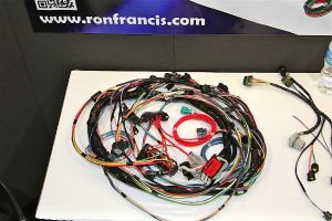 SEMA 2012: Ron Francis Wiring Kit Simplifies 4.6-Liter Ford Swaps