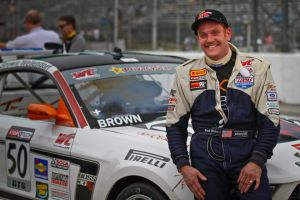 Mustang Racer Paul Brown Succumbs To Skin Cancer
