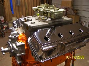 eBay Find! $165,000 Worth of Classic Chevy & Hemi Engine Parts