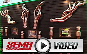 SEMA 2012: Kooks Headers Unveils Their Green Series Converters