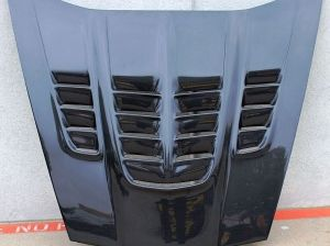 LG Motorsports Carbon Corvette Hood Reduces Weight On Your C6