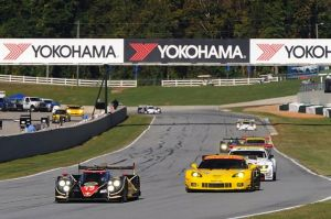 Compuware's C6.R Finishes Second At Petit Le Mans