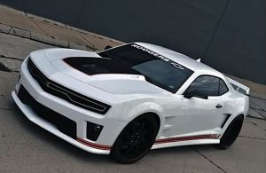 Video: Livernois Performance Builds The Ultimate Camaro ZL1