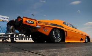 Jeff Lutz Finding His Groove in NMCA Pro Street, Runs 6.04 In Test