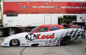 McLeod Racing And Paul Lee Team With Densham For Vegas, Pomona