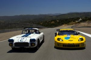 Corvette To Be The Featured Marque At Next Year's Rolex Reunion
