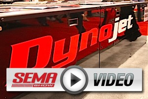 SEMA 2012: Dynojet Sets the Pace for Chassis Dyno Technology