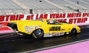 Troy Coughlin Switching to New Car for NHRA Pro Mod Finale
