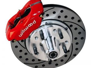 Wilwood Brakes Introduces Pro Series For Classic Impala and Corvette
