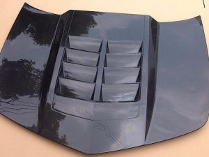 LG Motorsports Releases The ZR28 Hood In Fiberglass