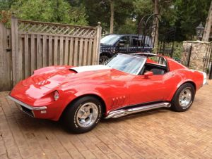 eBay Find of the Day: A Baldwin-Motion Mail Order Corvette