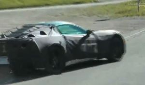Video: 2014 Corvette C7 Filmed High Altitude Testing