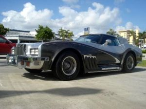 1982 Corvette Caballista Is The End Of An Era