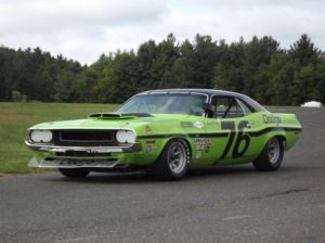 Restored 70 Dodge Challenger T/A Racer Up For Grabs