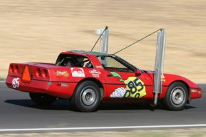 LeMons Corvette Is A Biodiesel-Powered Oddity