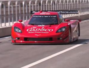Video: A Close Up Look At The Corvette Daytona Prototype