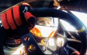 Video: Watch A Lady Racer Kick Ass In A Z06 Corvette