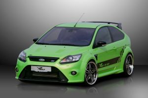 Next Ford Focus RS Could Get Up To 350 HP, Electronic Locking Diff