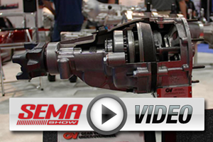 SEMA 2012: Gear Vendors Under/Over-drive Goes Old School