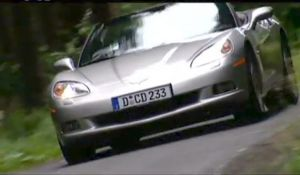 Video: Vette 'Vert Versus Viper On Nürburgring Nordschliefe