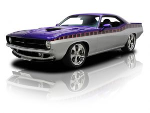 eBay Find: Custom 1970 HEMI 'Cuda For Under $200k