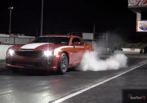 Video: Redline Motorsports' Twin-Turbo LS7 Camaro – the HTR900TT