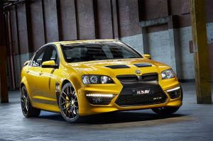 Holden Special Vehicles Celebrates 25 Years With Commodore-Based GTS
