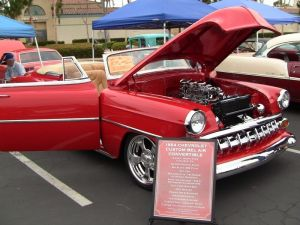 Car Show In San Diego To Benefit Our Military Personnel