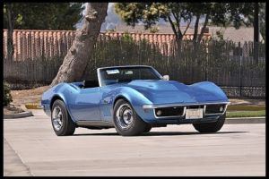 Survivor Collection Bringing Bloomington Gold Corvettes to Mecum