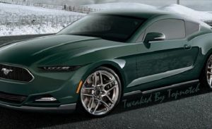 Strong Rumor: 2015 Mustang to Get 310 HP, 34 MPG 2.3 Liter EcoBoost