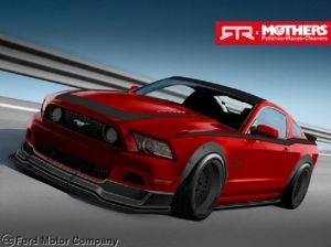Ford Details Six Mustangs Bound For SEMA