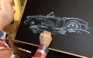 Time Lapse Video Captures C1 Corvette Artistry in the Making