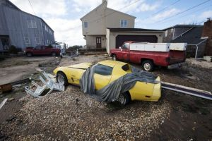 Tallying the Damage: Hurricane Sandy Hit Car Collectors Hard