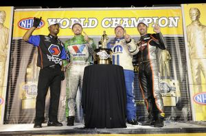 Brown, Beckman Earn Titles During Thrilling Race Day In Pomona