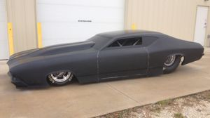 Andy McCoy Race Cars Reveals Swoopy New '69 Chevelle Body