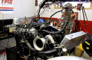 Video: A 1,000 Horsepower LS Engine Revving To Almost 8,000 RPM
