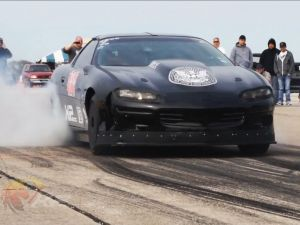 Video: World's Fastest Camaro Goes 263.2 MPH at The Texas Mile