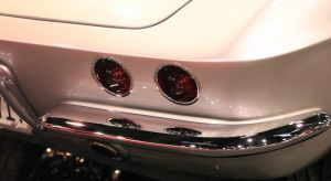 Video: Cotati Speed Shop's '61 Vette At SEMA Uses Flowmaster