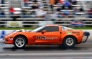 Carlyle's Atomic Orange 'Vette Resets All-Time IRS And LSX Records