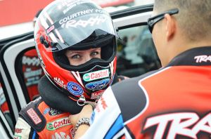 Courtney Force, Funny Car Crew Honored In NHRA Post-Season