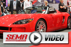 SEMA 2012: Factory Five Unveils NEW Car and Honors Customer Builds