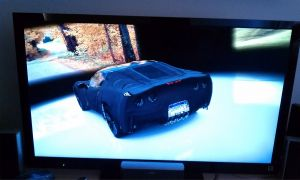 Video: Camouflaged C7 Corvette Spotted in Gran Turismo 5